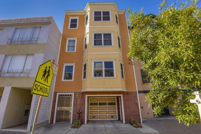 431 26th Ave, San Francisco, CA 94121 (#ML81821019) :: Real Estate Experts