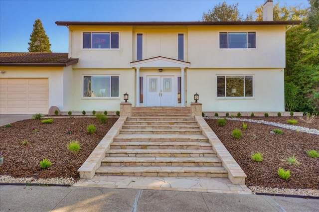 2757 Comstock Cir, Belmont, CA 94002 (#ML81821030) :: The Gilmartin Group
