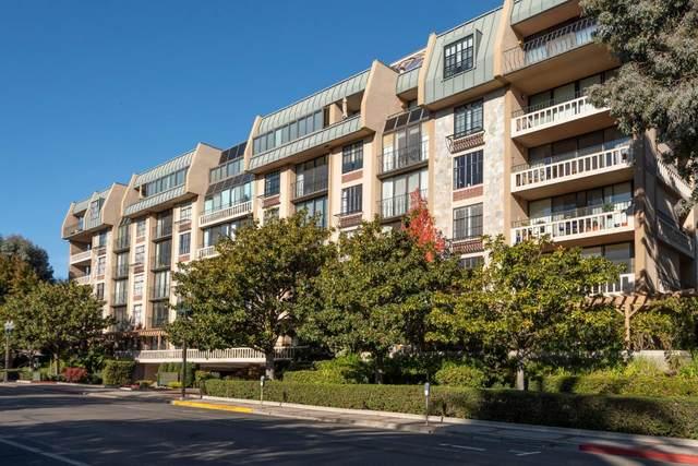 555 Laurel Ave 428, San Mateo, CA 94401 (#ML81821061) :: Schneider Estates