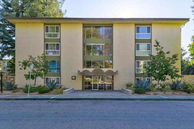 1033 Crestview Dr 304, Mountain View, CA 94040 (#ML81821074) :: The Kulda Real Estate Group