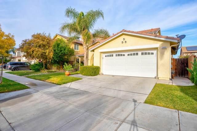 2440 S Rock Creek Dr, Los Banos, CA 93635 (#ML81821075) :: The Kulda Real Estate Group