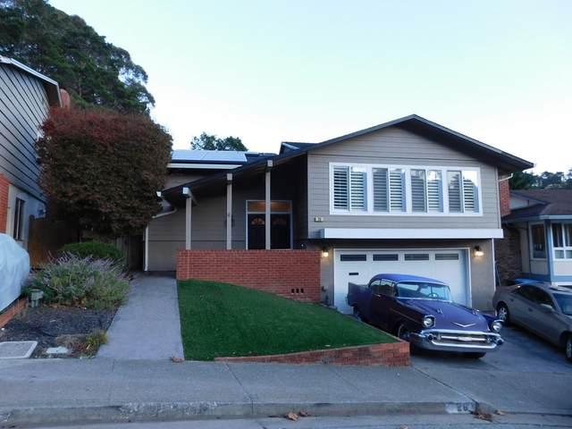 26 Kings Canyon Way, Pacifica, CA 94044 (#ML81821086) :: The Kulda Real Estate Group