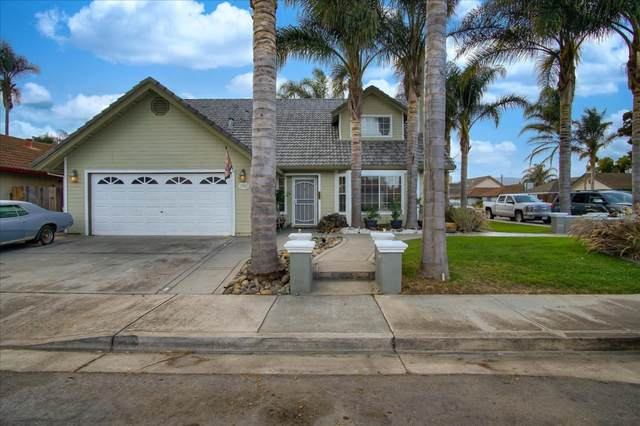 1251 Stephanie Ct, Hollister, CA 95023 (#ML81821094) :: The Realty Society