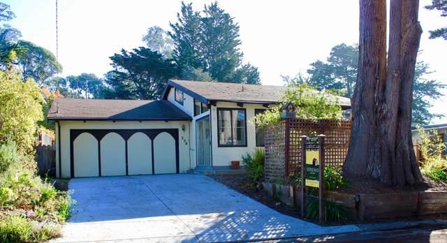 330 Loyola Dr, Aptos, CA 95003 (#ML81821165) :: Strock Real Estate