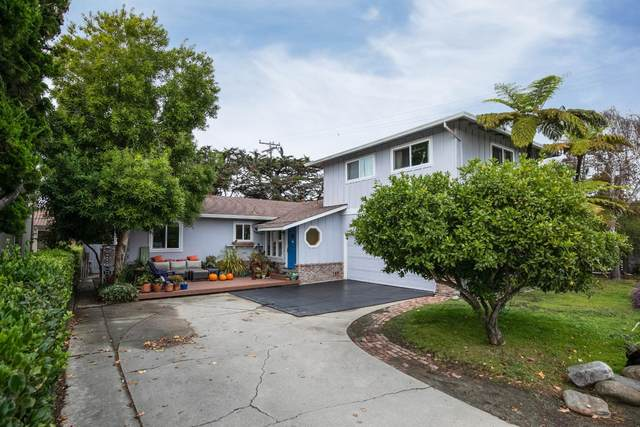 229 16th Ave, Santa Cruz, CA 95062 (#ML81821167) :: The Realty Society