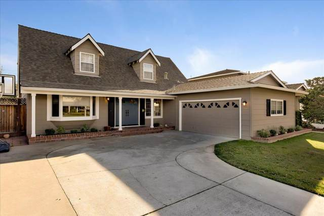 1816 Comstock Ln, San Jose, CA 95124 (#ML81821179) :: The Sean Cooper Real Estate Group