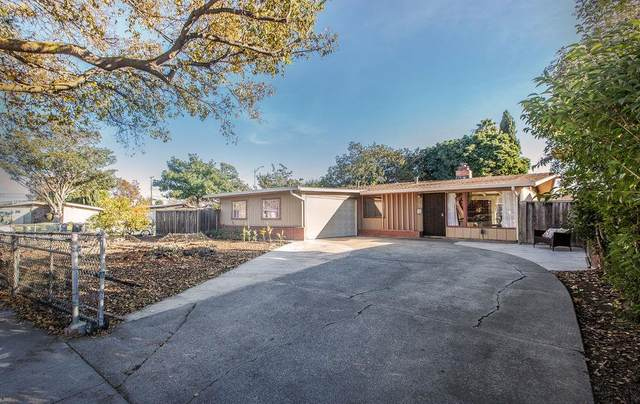 1298 Tucson Ave, Sunnyvale, CA 94089 (#ML81821185) :: Real Estate Experts