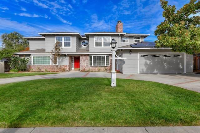 1145 Berkshire Dr, San Jose, CA 95125 (#ML81821221) :: Robert Balina | Synergize Realty
