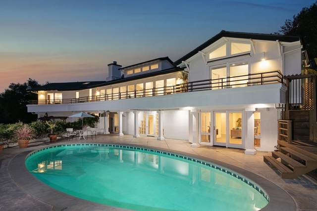 1 Kite Hill Rd, Santa Cruz, CA 95060 (#ML81821223) :: The Kulda Real Estate Group