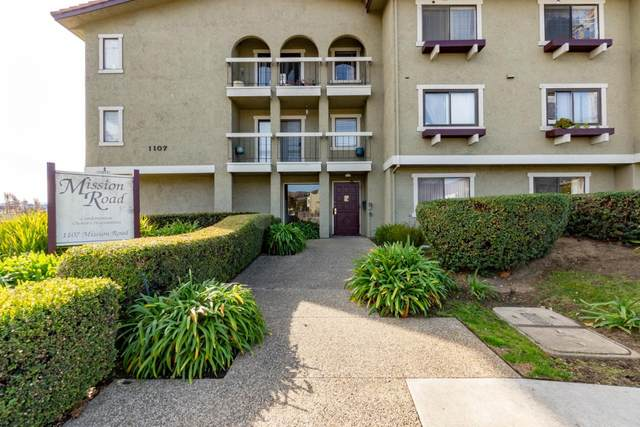 1107 Mission Rd 304, South San Francisco, CA 94080 (#ML81821250) :: The Kulda Real Estate Group
