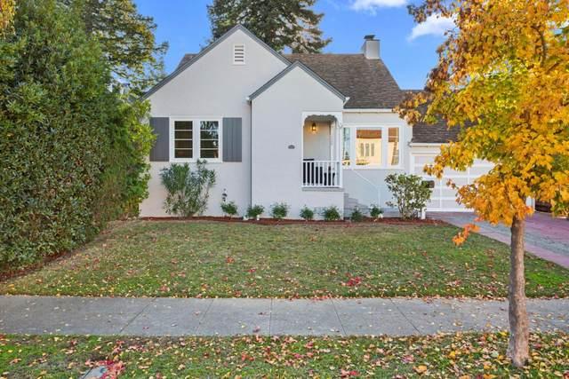 1349 Cabrillo Ave, Burlingame, CA 94010 (#ML81821268) :: The Goss Real Estate Group, Keller Williams Bay Area Estates