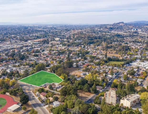 1350 E St, Hayward, CA 94541 (#ML81821290) :: The Realty Society