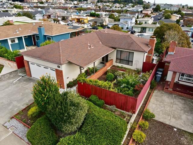 352 Holly Ave, South San Francisco, CA 94080 (#ML81821295) :: The Goss Real Estate Group, Keller Williams Bay Area Estates