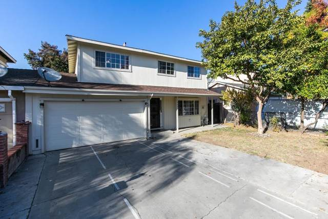1427 Joe Dimaggio Ct, San Jose, CA 95122 (#ML81821325) :: Real Estate Experts