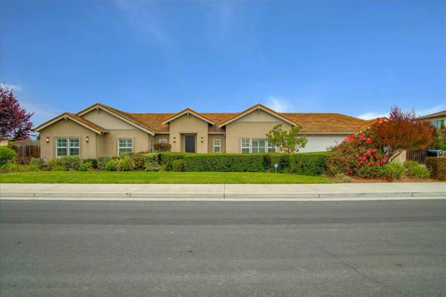 224 Rosebud Ln, Hollister, CA 95023 (#ML81821339) :: The Realty Society