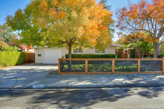 319 Thompson Ave, Mountain View, CA 94043 (#ML81821342) :: Robert Balina | Synergize Realty