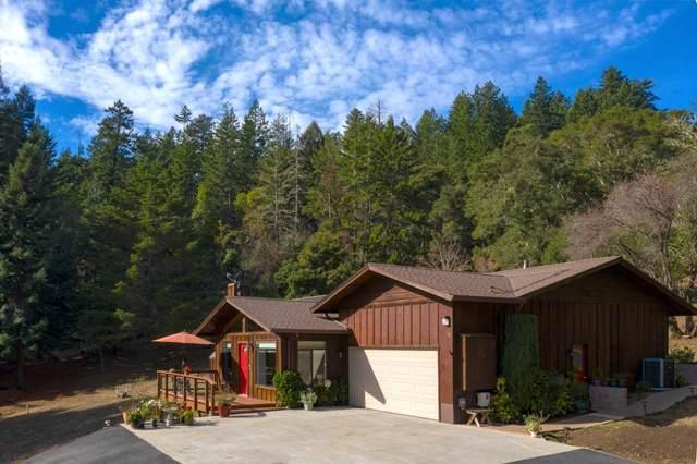 17000 Skyline Blvd, Woodside, CA 94062 (#ML81821352) :: The Kulda Real Estate Group
