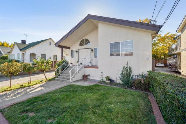 113 N Delaware St, San Mateo, CA 94401 (#ML81821358) :: The Realty Society