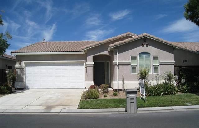 805 Via Rosa, Los Banos, CA 93635 (#ML81821359) :: The Realty Society