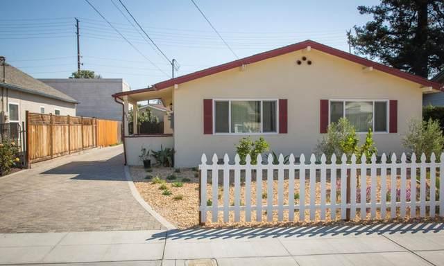 812 Jennings Ave, Santa Barbara, CA 93103 (#ML81821369) :: The Realty Society