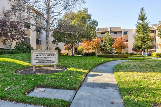 400 Ortega Ave 206, Mountain View, CA 94040 (#ML81821380) :: Robert Balina | Synergize Realty
