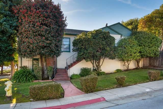 401 N Ellsworth Ave, San Mateo, CA 94401 (#ML81821406) :: Olga Golovko