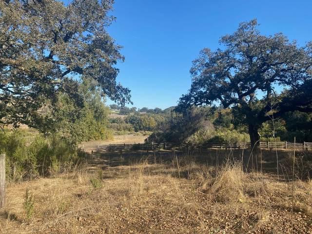 34221 Robinson Canyon Rd, Carmel, CA 93923 (#ML81821453) :: Alex Brant
