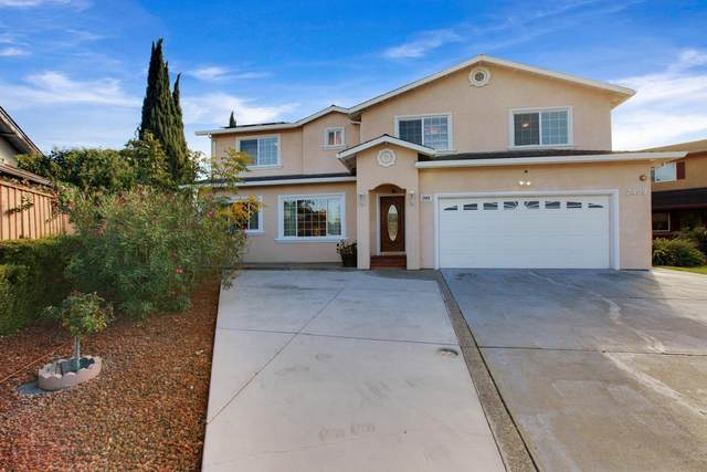 2459 Claremont Pl, Union City, CA 94587 (#ML81821454) :: The Kulda Real Estate Group