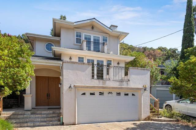 27 Willow Glen Way, San Carlos, CA 94070 (#ML81821457) :: The Sean Cooper Real Estate Group