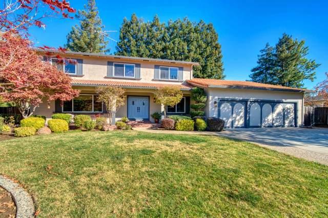 13750 Serra Oaks Ct, Saratoga, CA 95070 (#ML81821483) :: Live Play Silicon Valley