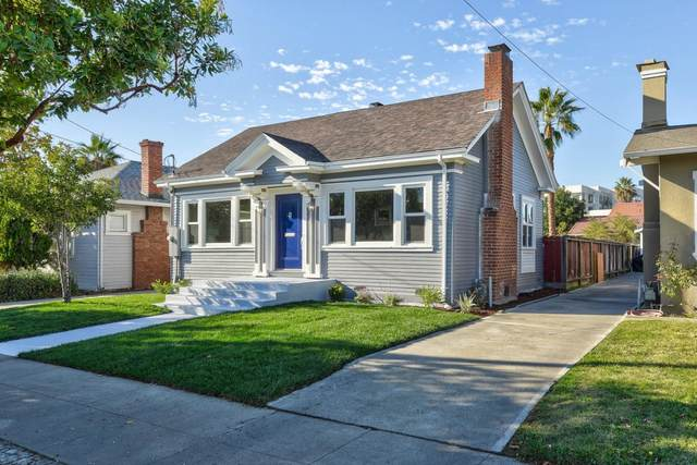 87 Hollywood Ave, San Jose, CA 95112 (#ML81821499) :: Robert Balina | Synergize Realty