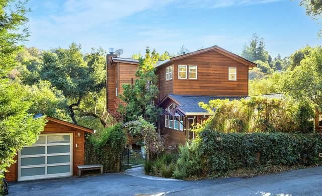 168 Otis Ave, Woodside, CA 94062 (#ML81821512) :: The Kulda Real Estate Group
