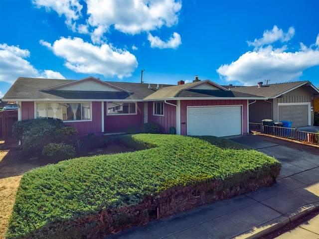 1719 Lake St, San Mateo, CA 94403 (#ML81821516) :: The Kulda Real Estate Group