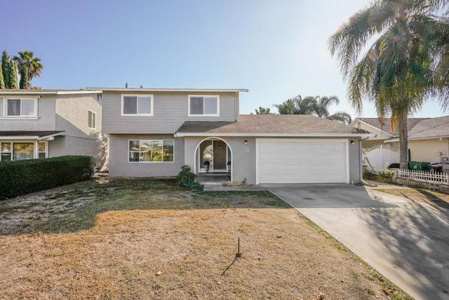 1366 Alvernaz Dr, San Jose, CA 95121 (#ML81821560) :: Real Estate Experts