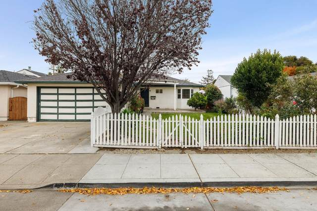 1737 Washington St, San Mateo, CA 94403 (#ML81821571) :: The Kulda Real Estate Group