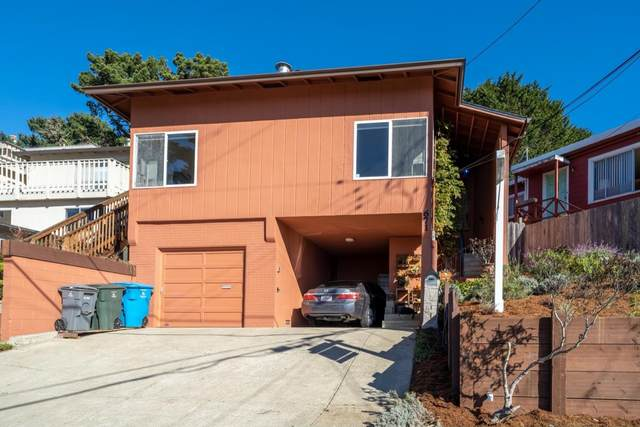 671 Beaumont Blvd, Pacifica, CA 94044 (#ML81821587) :: Schneider Estates