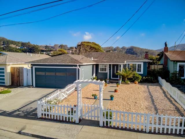 1119 Cervantes Way, Pacifica, CA 94044 (#ML81821608) :: The Goss Real Estate Group, Keller Williams Bay Area Estates