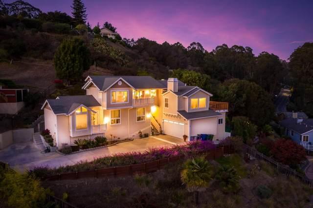1847 Mount Vista Ct, Santa Cruz, CA 95065 (#ML81821635) :: Intero Real Estate