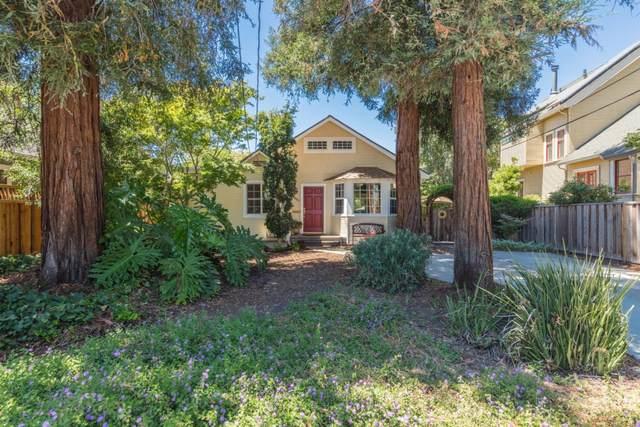1285 Fremont St, San Jose, CA 95126 (#ML81821640) :: The Kulda Real Estate Group