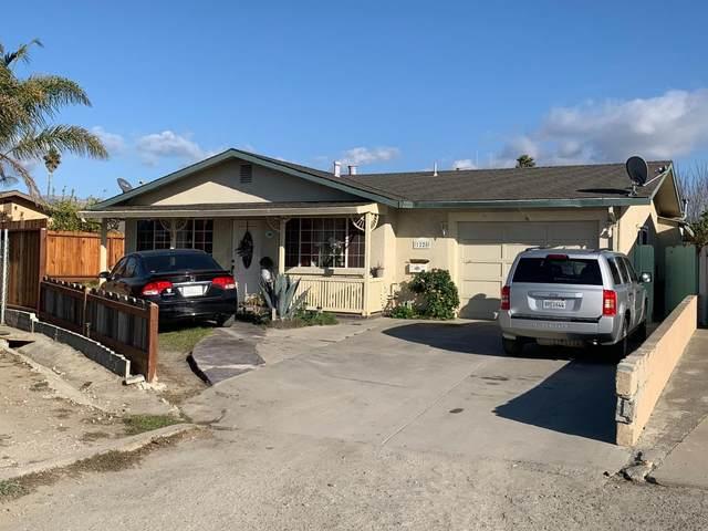 1228 Nogal Dr, Salinas, CA 93905 (#ML81821647) :: The Goss Real Estate Group, Keller Williams Bay Area Estates