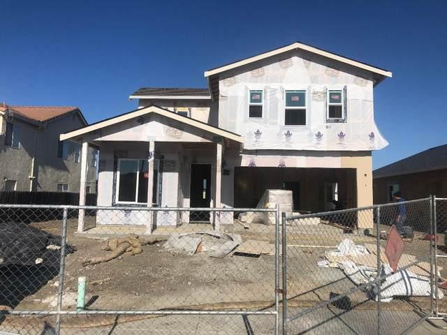 780 La Baig Dr, Hollister, CA 95023 (#ML81821714) :: The Kulda Real Estate Group