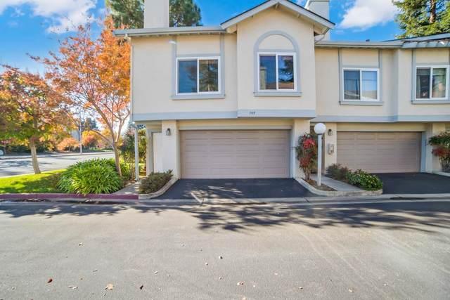 709 W Fremont Ave 1, Sunnyvale, CA 94087 (#ML81821749) :: Olga Golovko