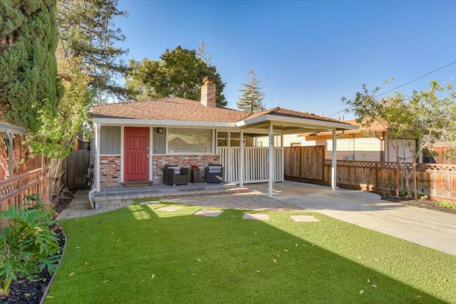 444 Rutherford Ave, Redwood City, CA 94061 (#ML81821755) :: The Kulda Real Estate Group