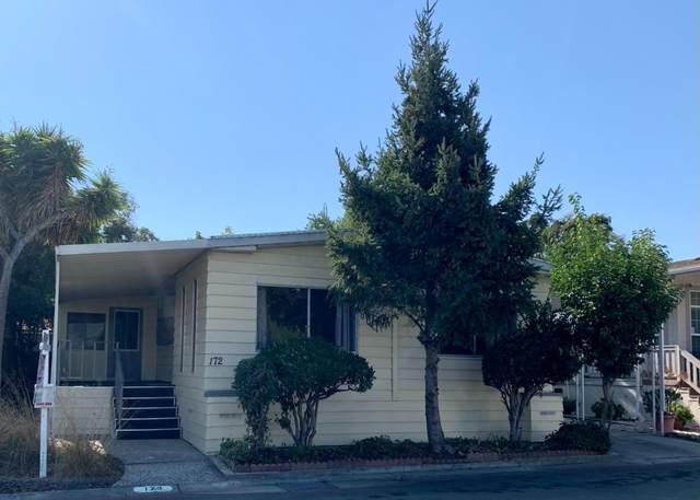 1111 Morse Ave 172, Sunnyvale, CA 94089 (#ML81821766) :: Olga Golovko