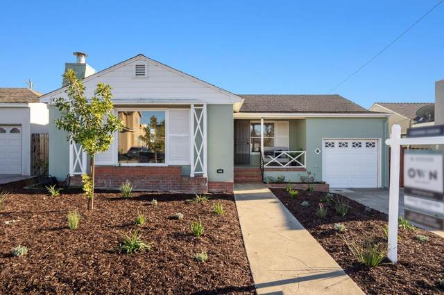229 Hazelwood Dr, South San Francisco, CA 94080 (#ML81821776) :: The Gilmartin Group