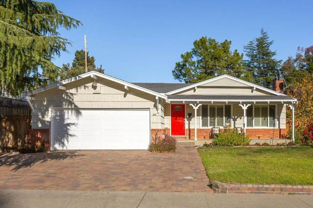 657 Emerald Hill Rd, Redwood City, CA 94061 (#ML81821797) :: The Kulda Real Estate Group