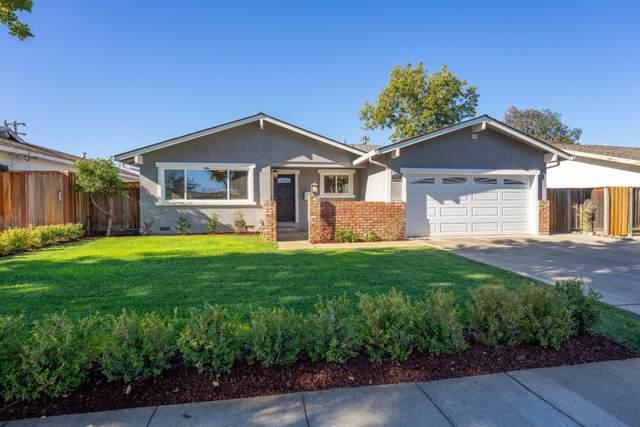 1531 Nuthatch Ln, Sunnyvale, CA 94087 (#ML81821813) :: Olga Golovko