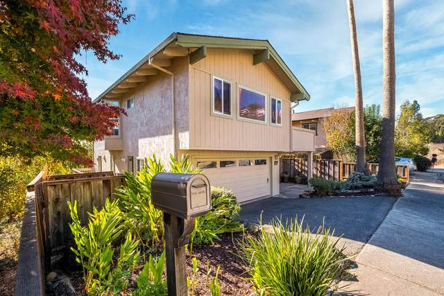 1640 Franky Ct, Santa Cruz, CA 95065 (#ML81821818) :: The Gilmartin Group