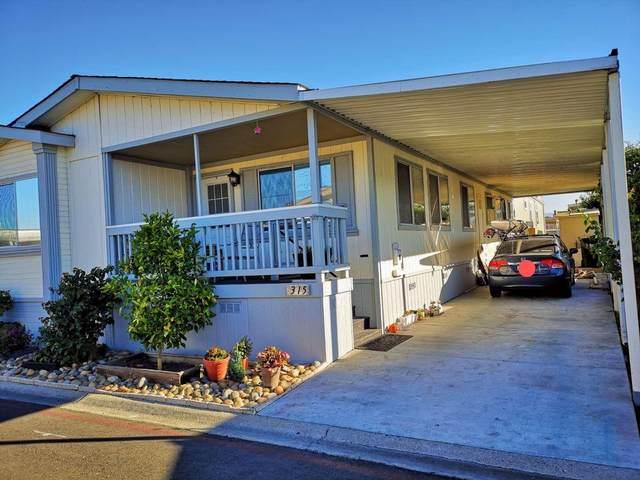 1220 Tasman Drive # 315, Sunnyvale, CA 94089 (#ML81821819) :: Olga Golovko