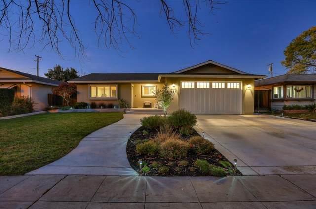 1461 Fairhaven Dr, San Jose, CA 95118 (#ML81821826) :: Real Estate Experts